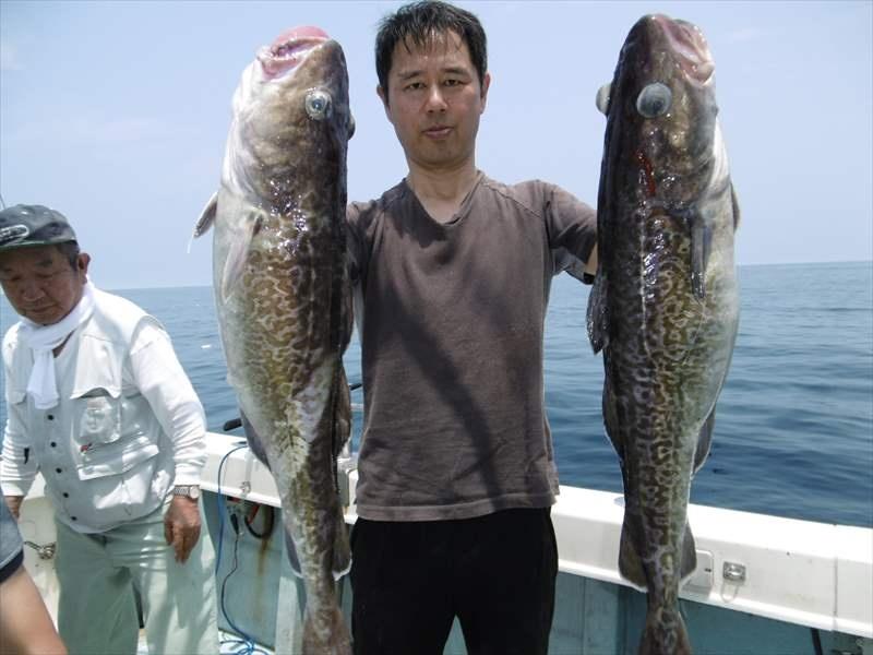 日本海 丹後・若狭 宮津のジギング船(釣り船) ハピネス2