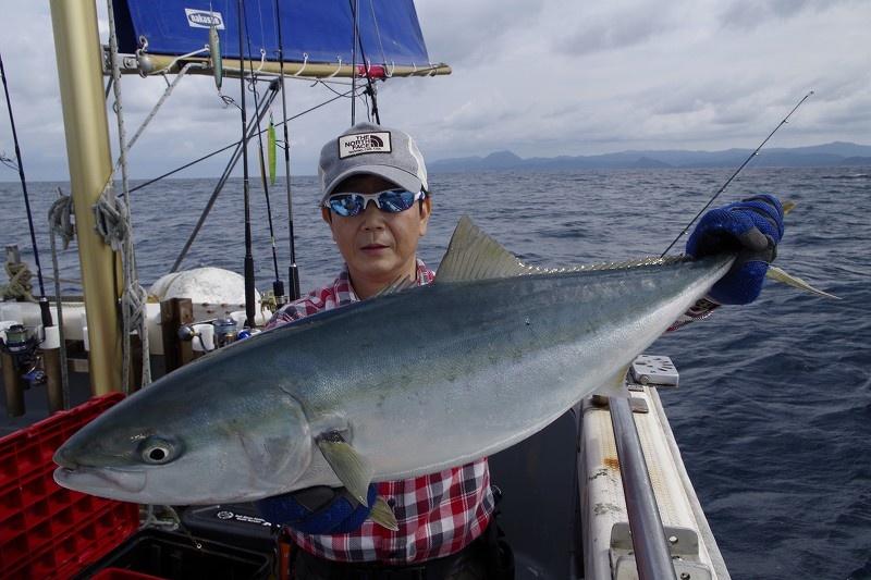 HOMEの投稿の画像 《日本海 丹後・若狭 宮津のジギング船(釣り船) ハピネス2》